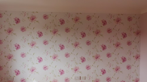 Painter and Decorator Laura Ashley Wallpaper