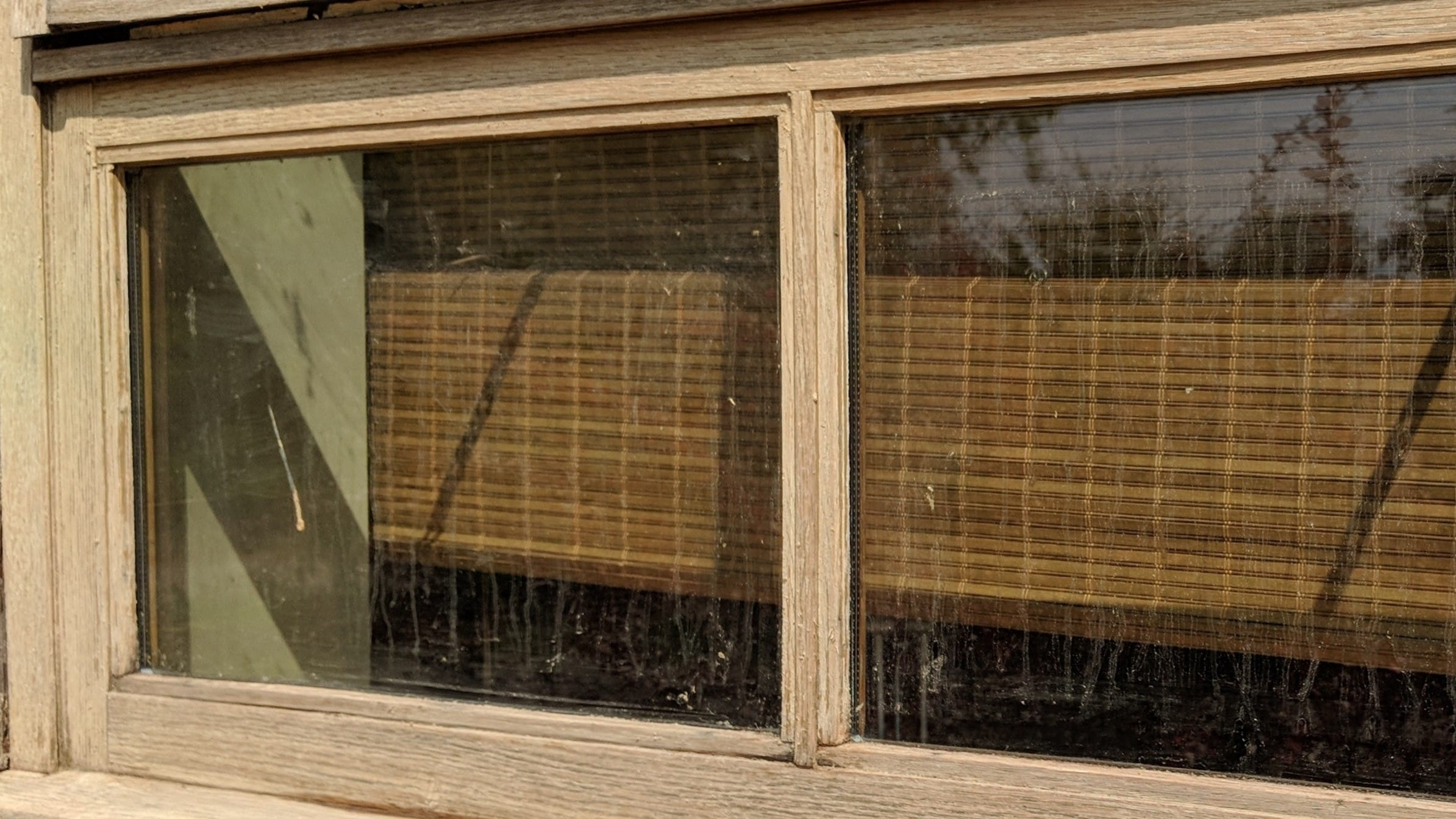 Oak windowa